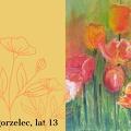 Wystawa Kwiaty - prezentacja prac - 6 z 29