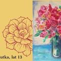 Wystawa Kwiaty - prezentacja prac - 14 z 29