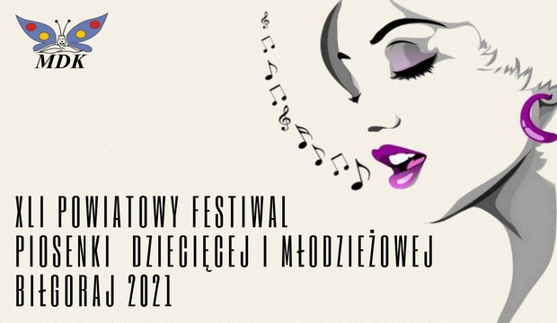Protokół z posiedzenia komisji XLI Powiatowego Festiwalu Piosenki Dziecięcej i Młodzieżowej Biłgoraj 2021