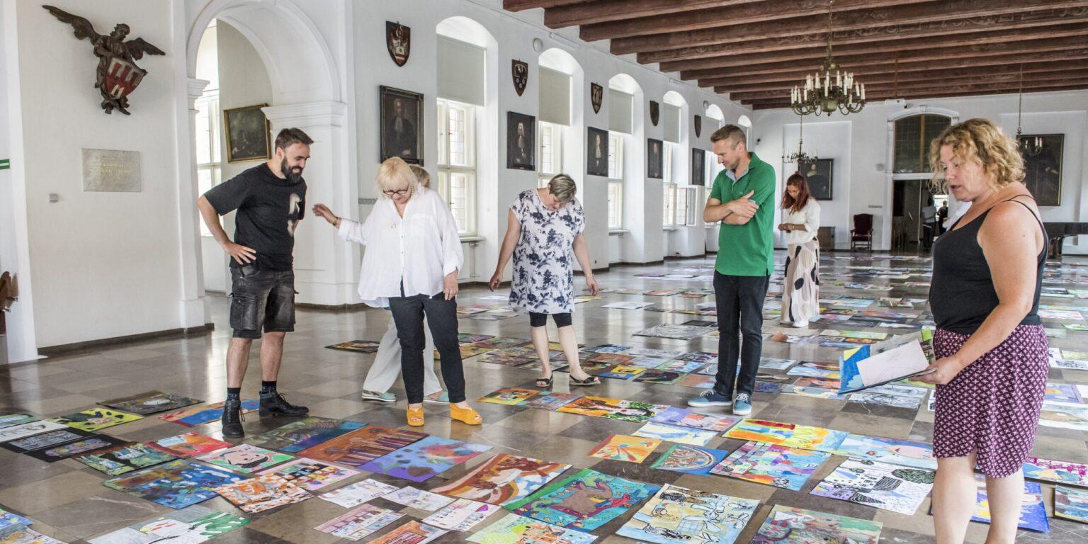 """XLII Międzynarodowe Spotkania Artystyczne dla Dzieci i Młodzieży """"Moja Przygoda w Muzeum"""" – wyniki"""