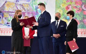 Nagroda Ministra Edukacji i Nauki dla Pani Edyty Buczek 2021